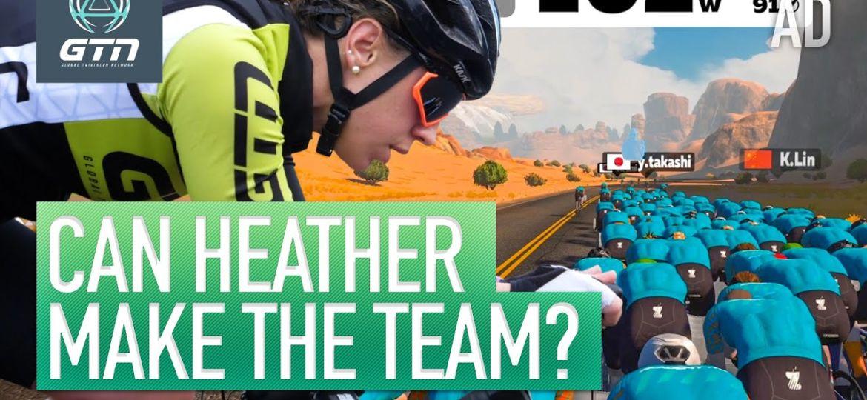 Zwift-Triathlon-Academy-Can-Heather-Make-The-Team