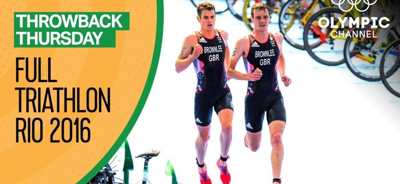 FULL-Mens-Triathlon-Rio-2016-Replay-Throwback-Thursday
